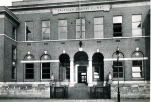 Eastman Dental Clinic in London.